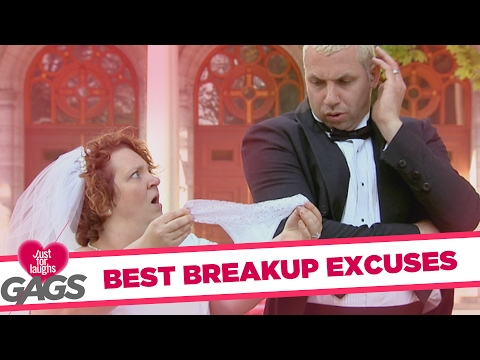 Best BREAKUP Pranks - Just For Laughs Gags
