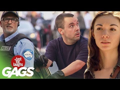 Best of Stealing Pranks | Just For Laughs Compilation