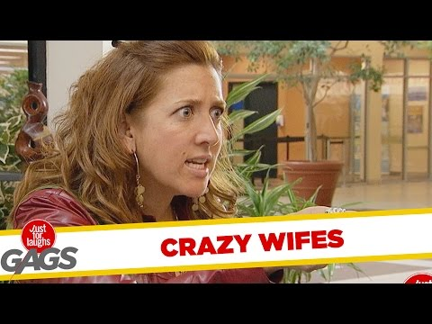 Crazy Girlfriends - Best of Just For Laughs Gags