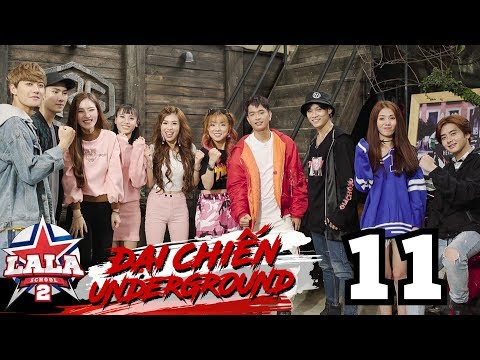 La La School - Tập 11 - Season 2