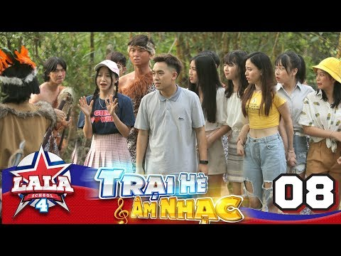 La La School - Tập 8 - Season 4