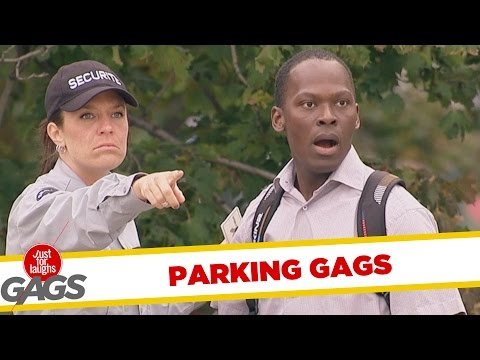 Parking Pranks - Best of Just for Laughs Gags