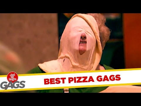 Pizza Pranks - Best of Just For Laughs Gags