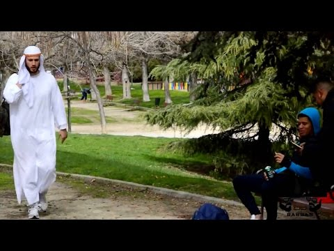 Public Bomb Scare Prank! best of ALL TIME.