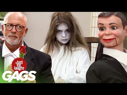 Terrifying Ghosts, Harpoon Accidents, & Living Puppets