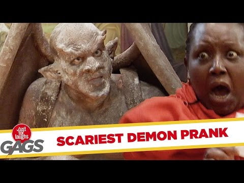 The DEMON Scare Prank