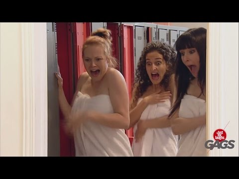 Top 10 Just for Laughs Gags #2: Peeping Gets Caught