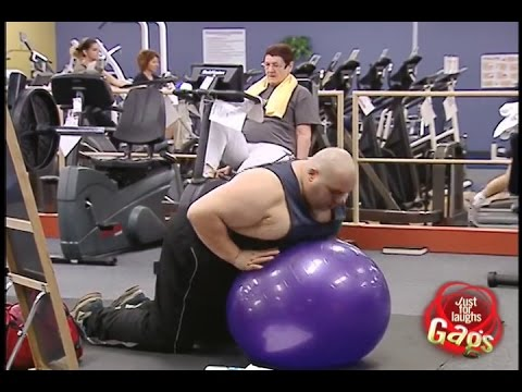Top 10 Just for Laughs Gags: Master Of Muscles