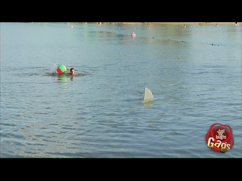 Top 10 Just for Laughs Gags: Shark Attack