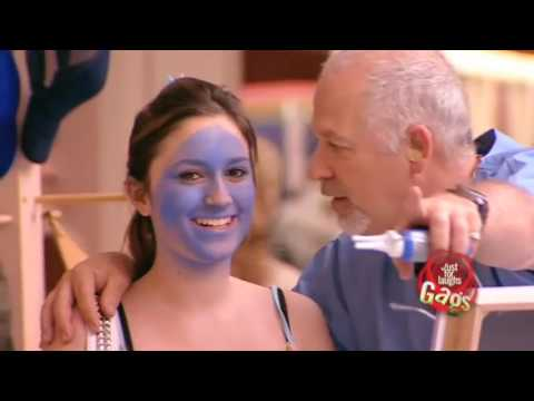 Top 10 Just for Laughs Gags: ugly make-up
