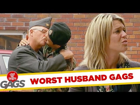 World's Worst Husbands - Best of Just For Laughs Gags
