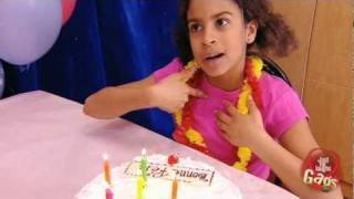 Blowing Candles Fail