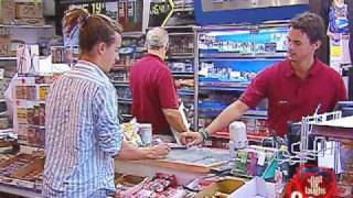 Cashier Corporal Punishment