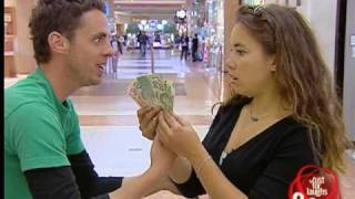 Free Money Prank