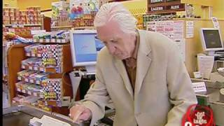 Epic Old Man - Wanted Grocery Thief