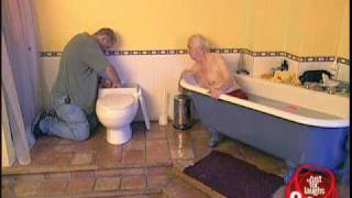 Epic Old Man - Drowning in Bath