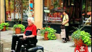 Epic Old Man - Remote Control Wheel chair