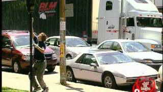 Giant Parking Meter Prank