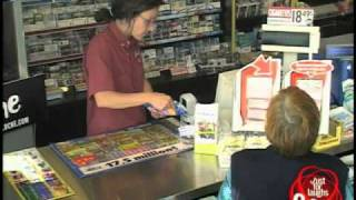 Angry Corner Store Cashier