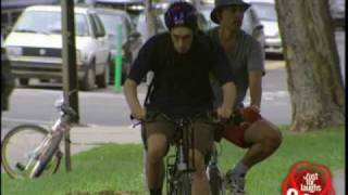 JFL Hidden Camera: Bike hook Prank