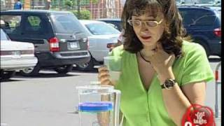 Frog in Lemonade Hidden Camera Prank