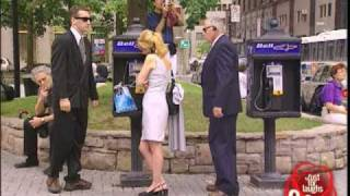 Personal Secret Agents Prank