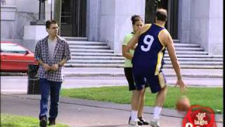 Instant Basketball Game Prank