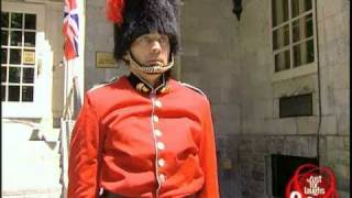 Royal Canadian Guard Prank