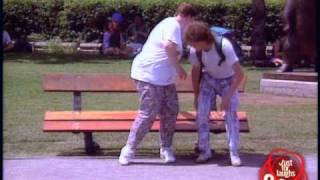 Tricked Park Bench Hidden Camera Prank