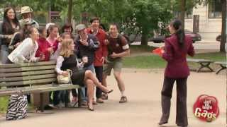 Weird Tourist Attraction Prank