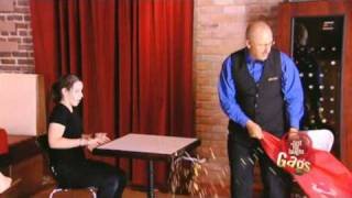 JFL Hidden Camera Pranks & Gags: Table Cloth Pull Failure