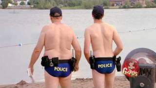 JFL Hidden Camera Pranks & Gags: Beach Police