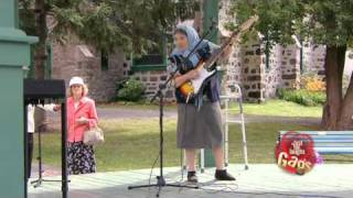 JFL Hidden Camera Pranks & Gags: Guitar Grandma