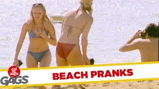 Best of Beach Pranks - Best of Just for Laughs Gags