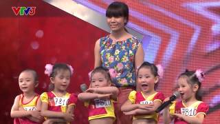 Vietnam's Got Talent 2014 - TẬP 2