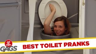 Best Public Toilets Pranks - Best of Just for Laughs Gags