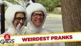 Weirdest Pranks - Best of Just For Laughs Gags