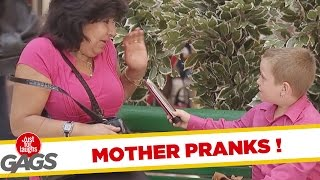 Best Mother Pranks - Best of Just For Laughs Gags