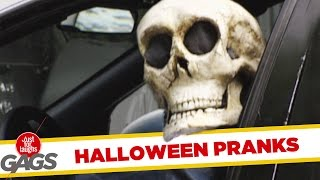 Best Halloween Pranks - Best of Just for Laughs Gags