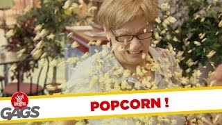 Popcorn Pranks! - Best of Just For Laughs Gags