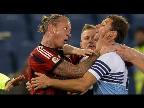 Đánh bóng đá Best Fight Football & Angry Moments 2015 ft. Diego Costa,Neymar,Matic,Gerrard,Gervinho & More 2015