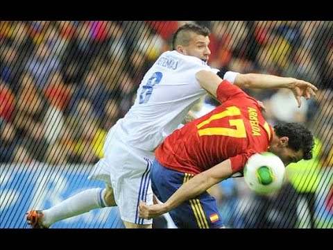 Đánh bóng đa Football Fights & Brawls  &  Angry Moments  | 2015 HD AbdhMadreed Style