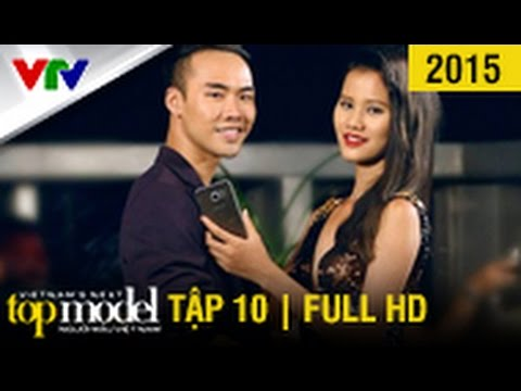 VietNam'S Next Top Model 2015 - Tập 6