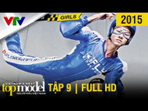 VietNam'S Next Top Model 2015 - Tập 9