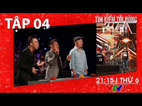 Vietnam's Got Talent 2016 - Tập 04