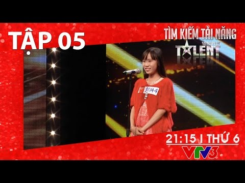 Vietnam's Got Talent 2016 - Tập 05