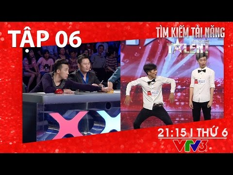 Vietnam's Got Talent 2016 - Tập 06