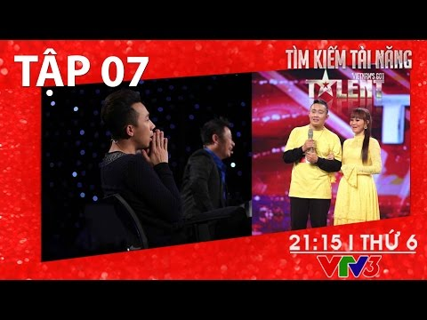 Vietnams Got Talent 2016 - Tập 07