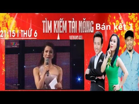 Vietnam's Got Talent 2016 - Tập 09