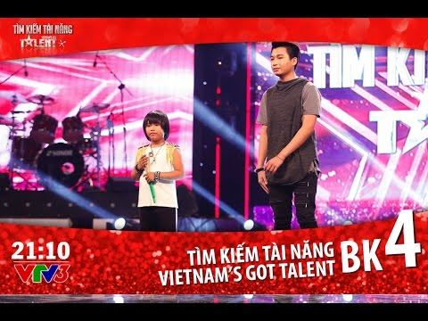 Vietnam's Got Talent 2016 - Tập 12